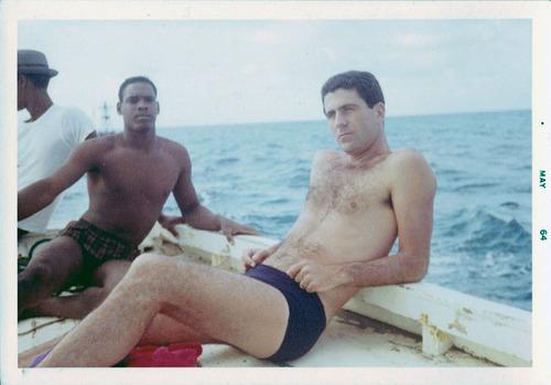 EOF Vintage Menswear- Summer Style - May 1964 - Swimwear