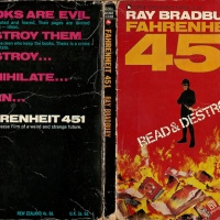 "Destroy, Annihilate, Burn! Ray Bradbury's ""Fahrenheit 451"" Unlocked . . ."