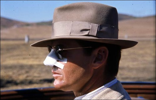 rebel without a cause- jake gittes- style wise- chinatown (1974)
