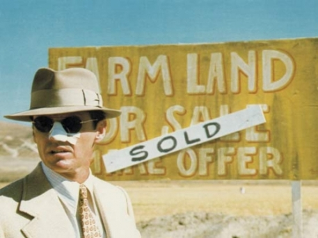 SOLD- Jack nicholson in Chinatown (1974) - Jake Gittes- style inspiration-vintage vibes