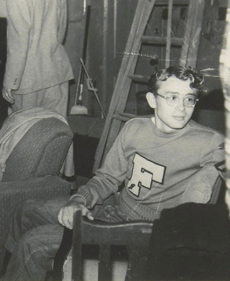JAMES DEAN - 19- The Eye of Faith Vintage- Snapshot of the Day- August 15, 2013