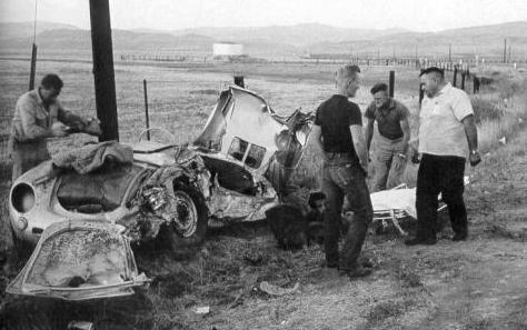 James-Dean-Car-Crash