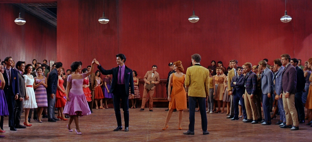 mambo- dance scene- west side story- vintage style wise