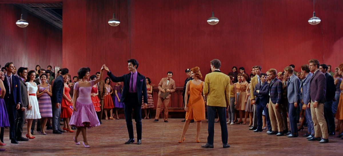"{STYLE-WISE + MUSIC MINUTE} ""Mambo"" from West Side Story!"