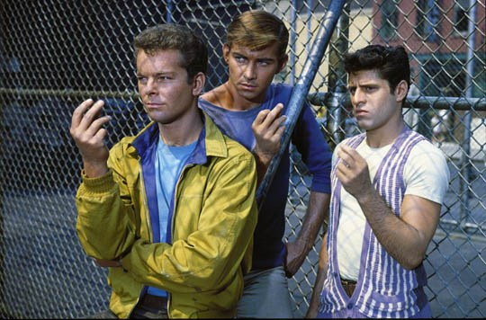 style wise- west side story- bad ass street gang vintage