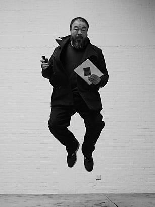 Ai Wei Wei - Jump