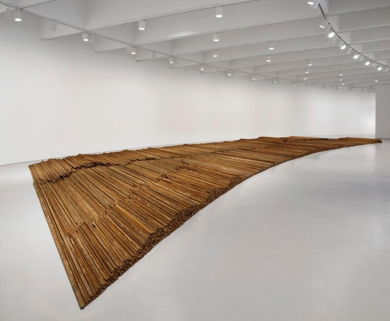 Ai-Weiwei-installation-Straight