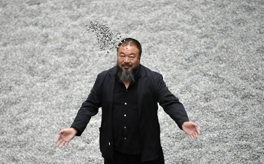 Ai-Weiwei-Sunflowers