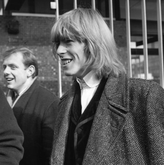 Long Haired David Bowie