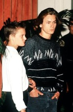 martha plimpton and river phoenix- bad ass- vintage style idol- the eye of faith