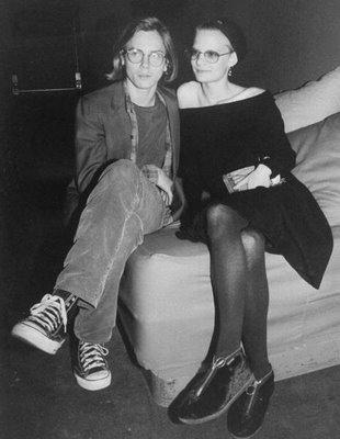 Martha Plimpton and River Phoenix- Hollywood Grunge- Vintage Style Idol
