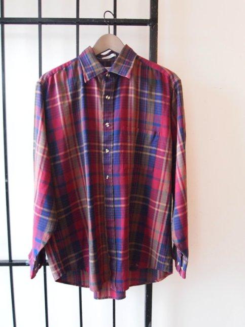 Arrow Sport Plaid Collared Dress Shirt