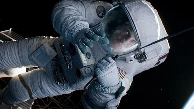 Being an astronaut is not as cool as I thought - Gravity (2013)