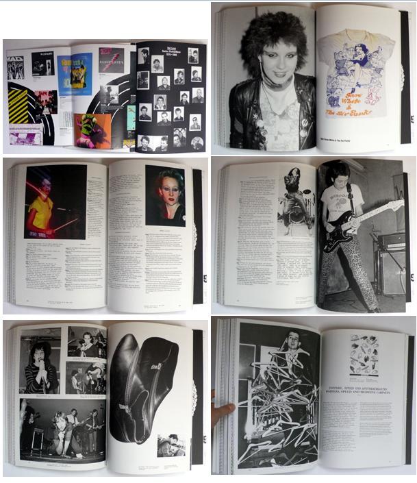HOT LOVE Swiss Punk + Wave Book