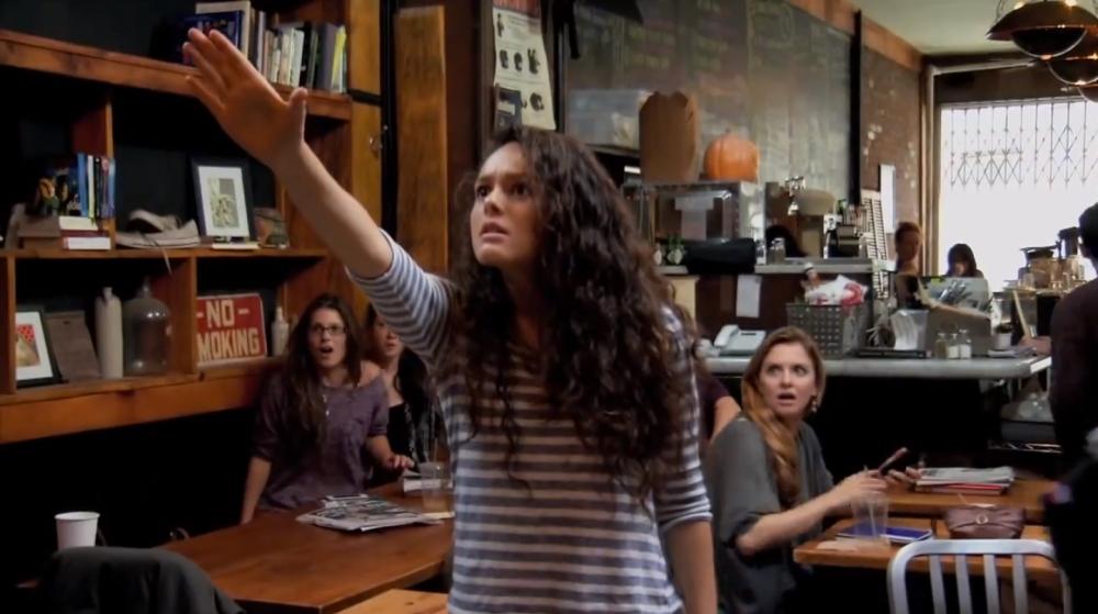 Telekinetic Coffee Shop Inspired by Carrie