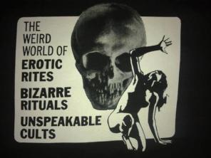 EOF Photoblast- Do What Thou Wilt- Erotic Rite, Bizarre Rituals, Unspeakable Cults