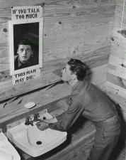 EOF Photoblast- Do What Thou Wilt - If You TALK, This Man DIES (1940s)