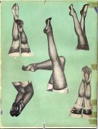 EOF Photoblast- Do What Thou Wilt - Legs For Days (1940s)