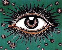 EOF Photoblast- Do What Thou Wilt - The Eye of Faith (Watches)
