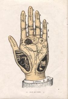 EOF Photoblast- Do What Thou Wilt - The Hand Tells All