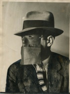 EOF Photoblast- Do What Thou Wilt - The Masked Man (1940s)