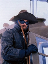 Kurt Russell is The Thing (1982)- Bad Ass Vintage Menswear - Winter edition- BAD ASS CRAZY HAT- The Eye of Faith