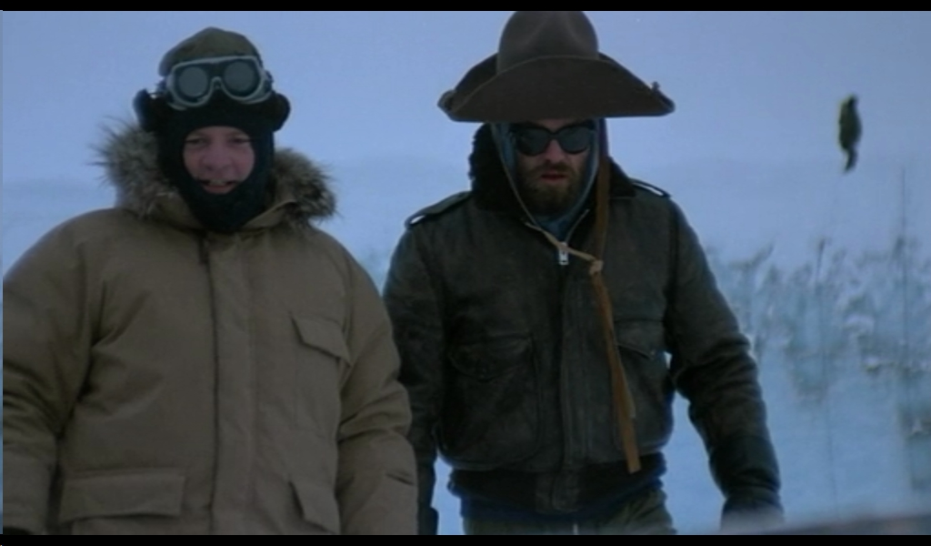 Kurt Russell is The Thing (1982)- The Hat is Everything- Bad Ass Vintage Menswear - Winter edition- The Eye of Faith [v]