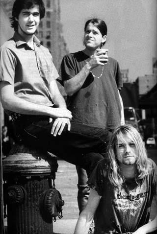 Nirvana-in-formula-cu-Chad-Channing-actual-membru-al-trupei-Before-Cars-