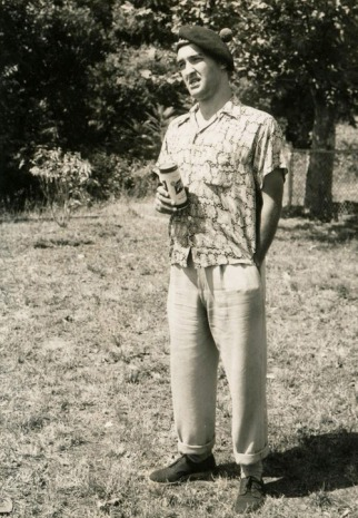 Styled to Rock-Get Your Hands Out of Your Pants and That Beer Out of This Park- Party Boy - Vintage Menswear Inspiration- The Eye of Faith