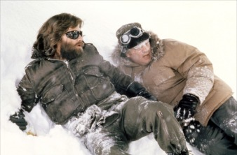 The Thing (1982) - Kurt Russell - Vintage Winter Menswear Inspiration