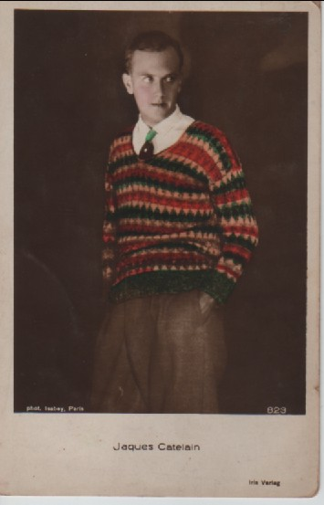 1930s vintage sweater inspiration- the eye of faith vintage