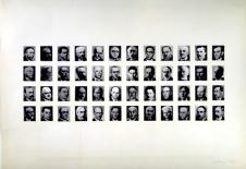 48-Portraits by Gerhard Richter