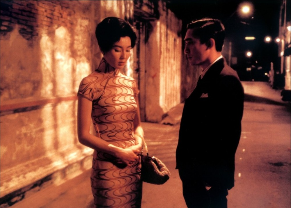In the Mood for Love- vintage inspiration- the eye of faith.