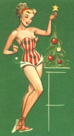 pIN UP Xmas Time