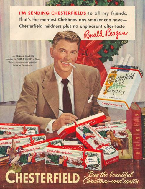 I know what to get Ronald Reagan for Christmas . . .