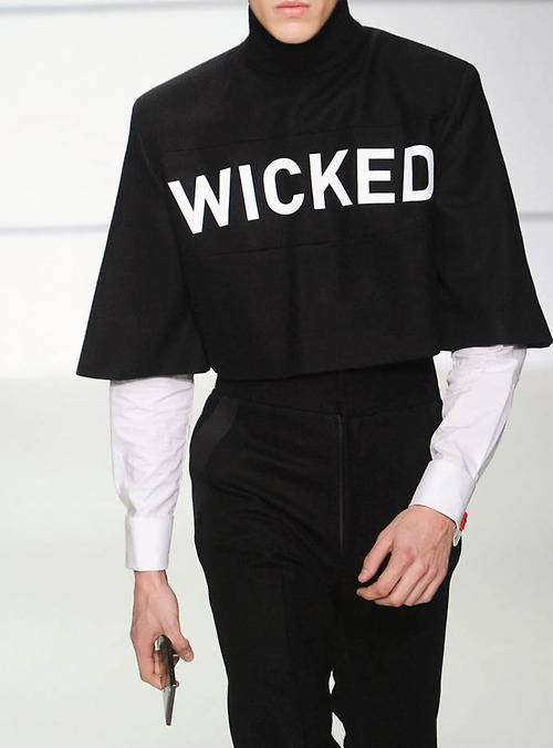 That Shirt Says Wicked