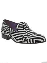 vivienne westwood- velvet slipper