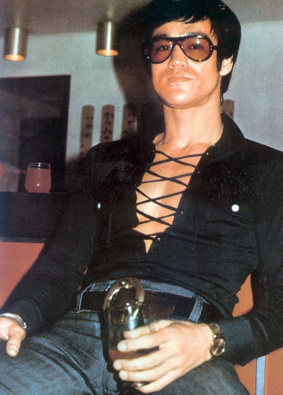 bruce lee drinks also