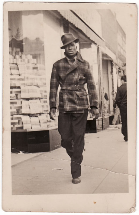 Bad Ass Vintage Mens Street Style- EOF Snapshot of the Day Edition- February 18, 2014