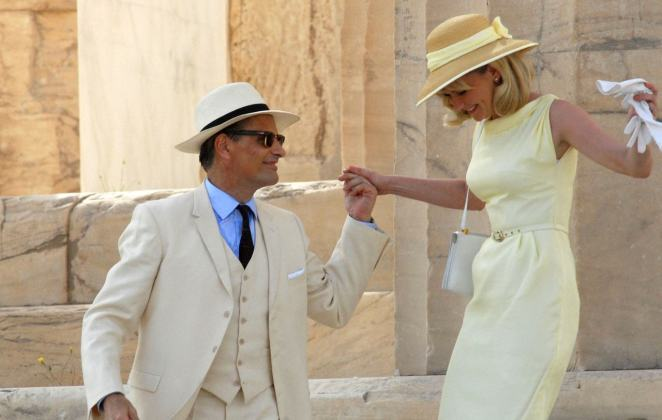 The Two Faces of January- Vintage Menswear Fashion Inspired- The Eye of Faith Blog- Kirsten and Viggo