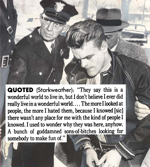 badlands-style wise-the eye of faith- vintage- charles starkweather FML