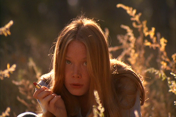 badlands-style wise-the eye of faith- vintage- sissy spacek lipstick curiosity