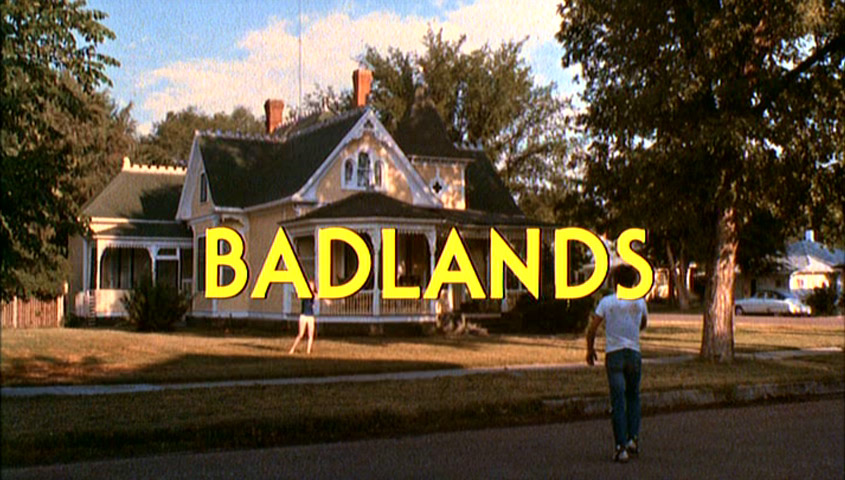 badlands-style wise-the eye of faith- vintage- title 1974