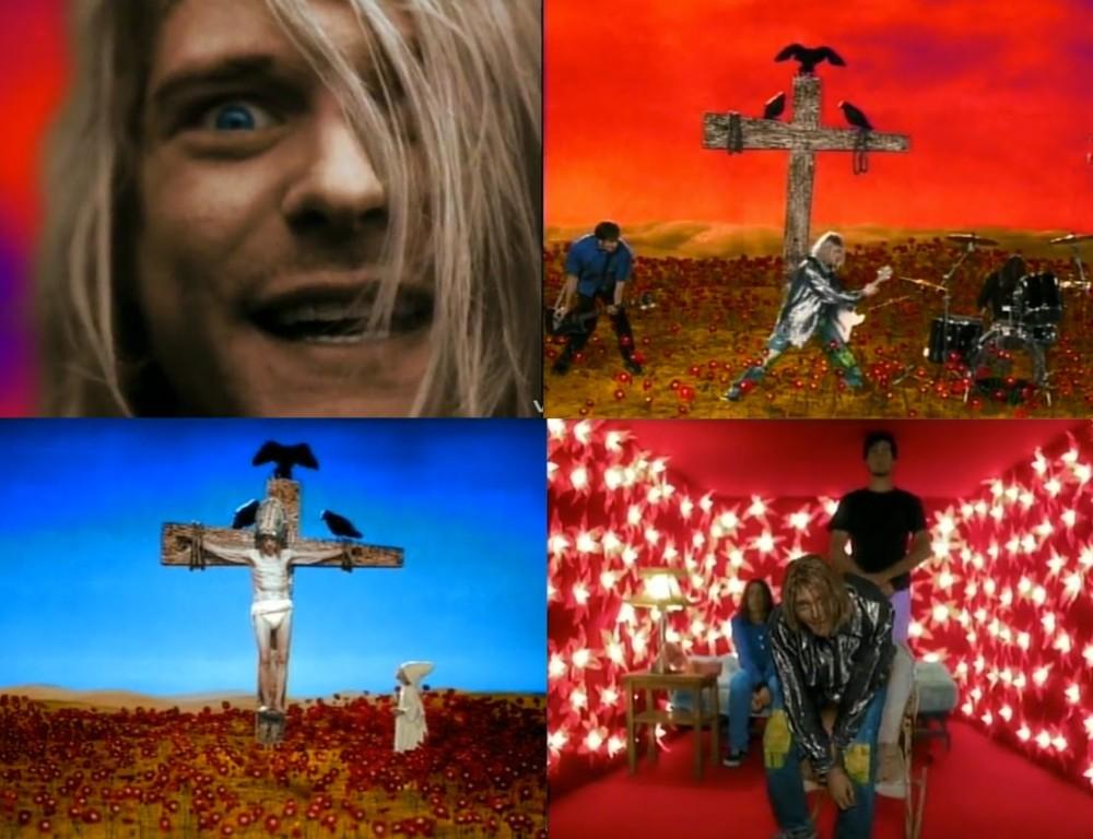 Dress the Part- Kurt Cobain- Heart Shaped Box- Eye of Faith Vintage 2
