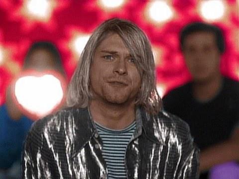 Dress the Part- Kurt Cobain- Heart Shaped Box- Eye of Faith Vintage 6