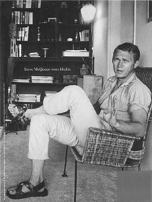 Steve McQueen- Vintage Style Idol- Eye of Faith Vintage-12