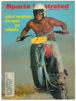 Steve McQueen- Vintage Style Idol- Eye of Faith Vintage-15-on the bike