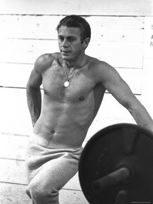 Steve McQueen- Vintage Style Idol- Eye of Faith Vintage-7