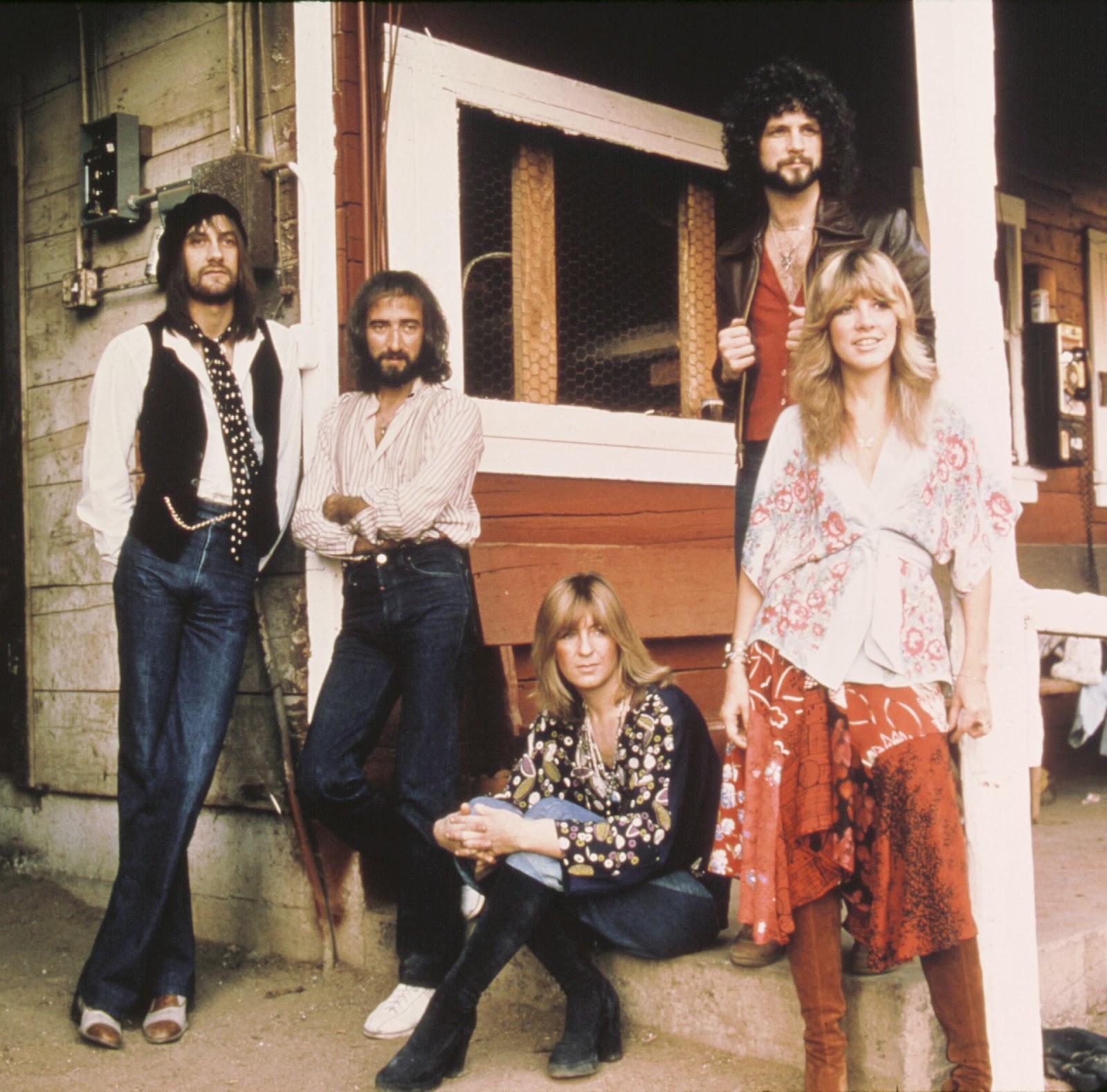 Music Minute Seven Wonders By Fleetwood Mac The Eye Of Faith