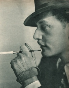 Hats Off to You - Vintage Style Inspiration - The Eye of Faith - ANTON WALBROOK